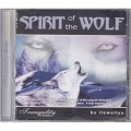 CD Ambiance et Relaxation Spirit Of the Wolf