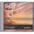 CD Ambiance et Relaxation Spirit of the Panpipes
