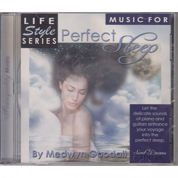 Grossiste en CD Ambiance et Relaxation Perfect Sleep pour les Pros