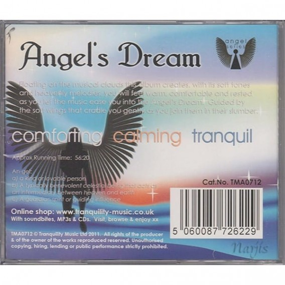 Grossiste CD Ambiance et Relaxation Angels Dream pour les Pros