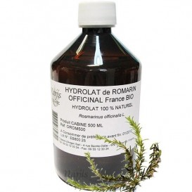 Hydrolat de Romarin Officinal Bio 500 ml